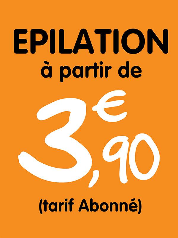 epilation 3.90 Rodez