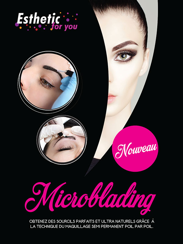 Microblading -  esthetic for you