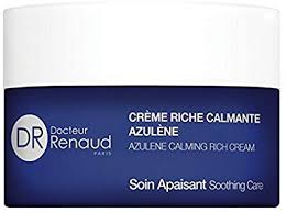 Crème Riche Calmante Azulène