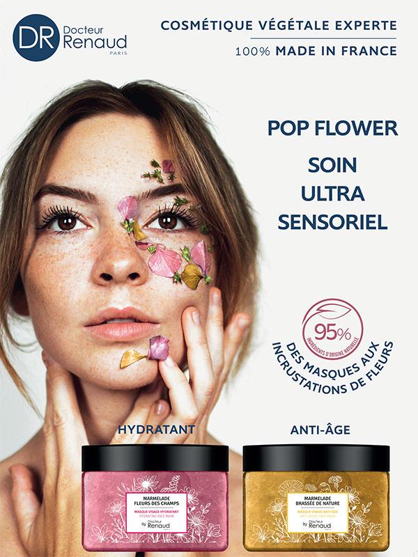 Pop flower -  Esthetic for you